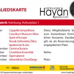 Mitgliedskarte 2011