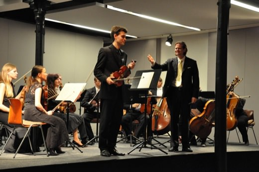 Mai 2011, Slovak Sinfonietta Žilina, Tomás Vinklát, Paul Mauffray